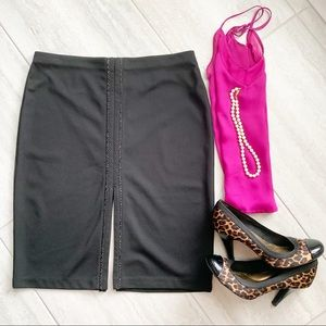 Express Stretch Pencil Skirt